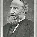 James Prescott Joule, British Physicist Print by Science, Industry & Business Librarynew York Public Library