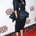 Janet Jackson Wearing An Alexander by Everett