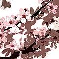 Japanese Blossom  by Sarah O Toole