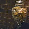 Jar of Biscotti Print by Sandi OReilly