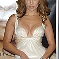 Jennifer Lopez Wearing A Roberto by Everett