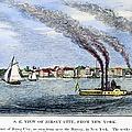 JERSEY CITY, 1844 Print by Granger