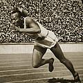 Jesse Owens by American School