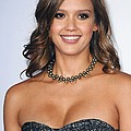 Jessica Alba At Arrivals For 2011 Nclr by Everett