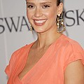 Jessica Alba At Arrivals For The 2011 by Everett