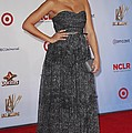 Jessica Alba Wearing A Dress By Michael by Everett