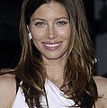Jessica Biel At Arrivals For The A-team by Everett