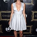 Jessica Lowndes At Arrivals For Jessica by Everett
