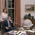Jimmy Carter And Rosalynn Carter by Everett