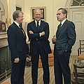 Jimmy Carter Gerald Ford And Richard by Everett