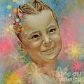 Joana's Portrait by Karina Llergo
