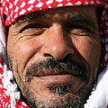 Jordanian Man Print by Munir Alawi