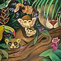 Jungle Fever by Juliana Dube