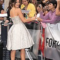 Kate Beckinsale Wearing An Elie Saab by Everett