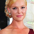 Katherine Heigl At Arrivals For Life As by Everett