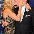 Kelly Ripa, Regis Philbin, Pose by Everett