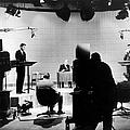 Kennedy/nixon Debate, 1960 by Granger