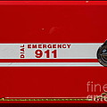 Kensington Fire District Fire Engine . 7d15866 by Wingsdomain Art and Photography