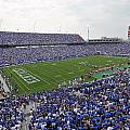 Kentucky Commonwealth Stadium by University of Kentucky