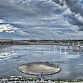 Kentucky Dam Dusk by Jim Pearson