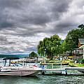 Keuka Lake Shoreline by Steven Ainsworth