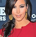 Kim Kardashian At Arrivals For 2011 by Everett