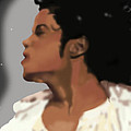King Of Pop King Of The Universe by Diva Jackson