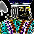 King Of Spades - V4 by Wingsdomain Art and Photography