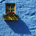 Kinsale, Co Cork, Ireland Cottage Window by The Irish Image Collection