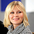 Kirsten Dunst At The Press Conference by Everett