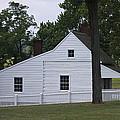 Kitchen And Slave Quarters Appomattox Virginia by Teresa Mucha