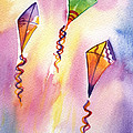 Kite Rockets by Lydia Irving