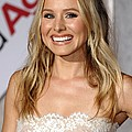 Kristen Bell At Arrivals For You Again by Everett