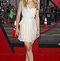 Kristen Bell Wearing A Dress By J by Everett