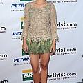 Kristen Bell Wearing An Alberta by Everett
