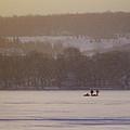 Lake Crossing  February 2010 by Joseph Duba