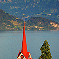 Lake Lucerne by Brian Jannsen