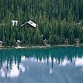 Lake Ohara Lodge And Cabins by Michael Melford