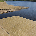Lakeside Dock by Jaak Nilson