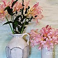 Last Of My Lilies by Marsha Heiken