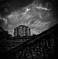 Late Night Brixton Skyline by Lenny Carter