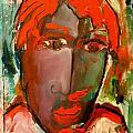 Laubar Face Adele by Laurens  Barnard
