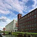 Lawrnence Mills by Jan Faul