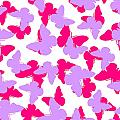 Layered Butterflies  by Louisa Knight