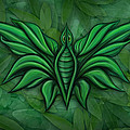 Leafy Bug by David Kyte