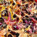 Leaves On Acid by Marilyn Sholin