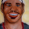 Lebron James by Pete Maier