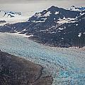 Leconte Glacial Flow by Mike Reid