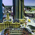 Legoland Dallas I by Ricky Barnard