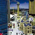 Legoland Dallas Iv by Ricky Barnard